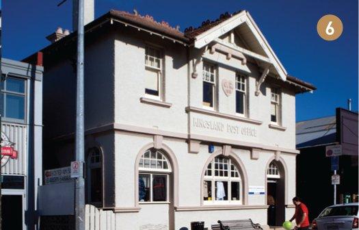 Kingsland Post Office