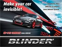 blinder laser hp905 hp-905 better than a radar detector