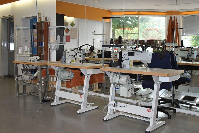 Atelier Meubelstoffeerderij Dominikq Rotterdam Oud Beijerland