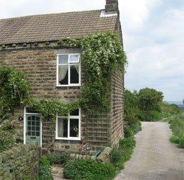 Foxglove Cottage in Derbyshire